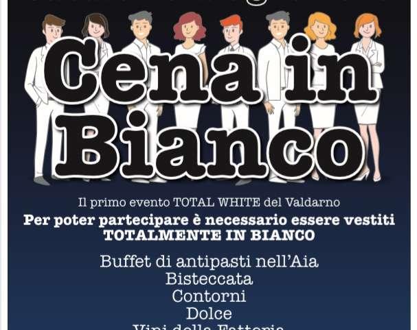 29 Giugno: Cena in Bianco in Fattoria!!!